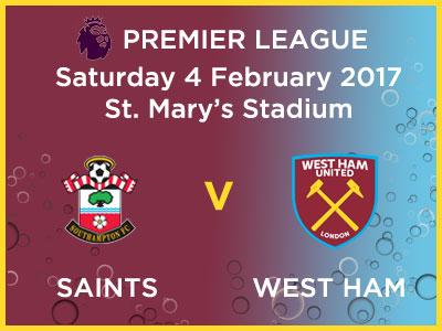 Southampton West Ham