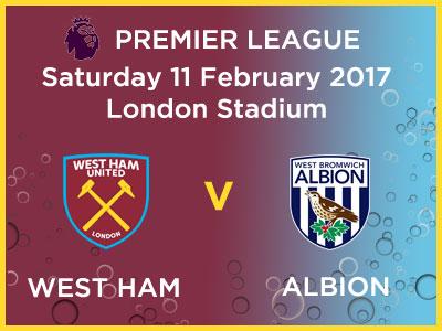 West Ham West Brom