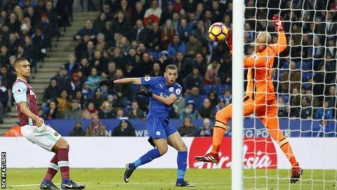 Leicester West Ham