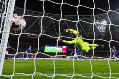West Ham Chelsea EFL
