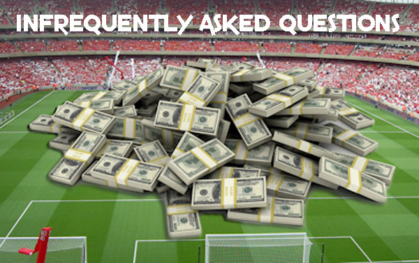 Infrequently Answered Questions: Football's Magic Money Tree