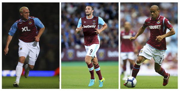Part Two Of The Top Ten West Ham Sick-Notes