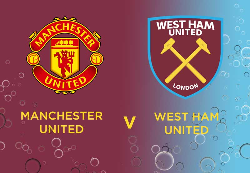 West Ham Manchester United Match