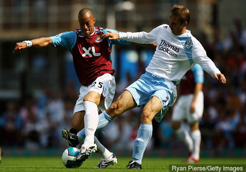 West Ham Ten Years Ago Today