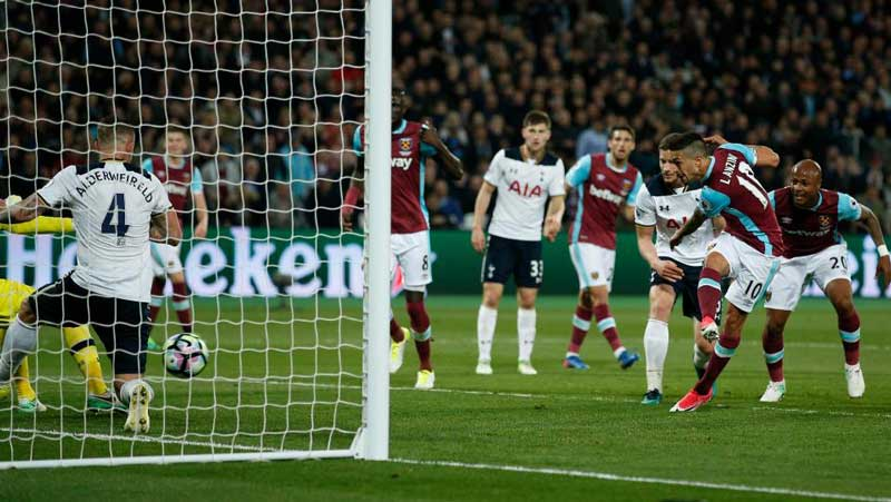 A preview of West Ham versus Tottenham