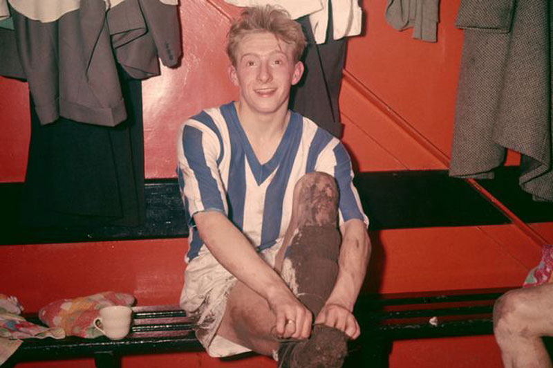 Denis Law Huddersfield