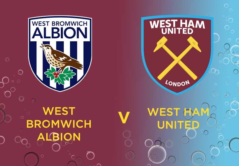Matchday: West Ham visit West BromwichAlbion