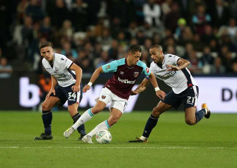 West Ham v Bolton: Hammers Breeze Into Round4