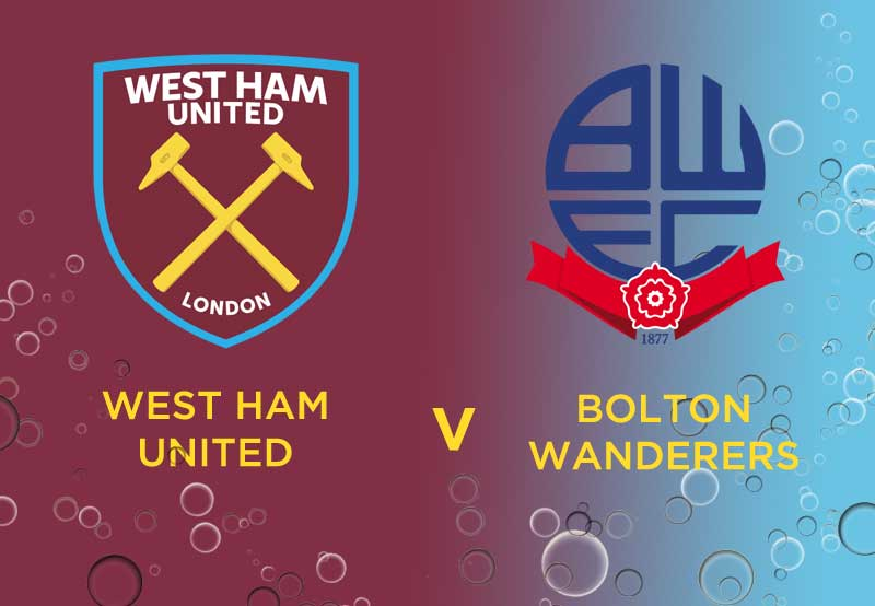 Matchday: Trotters In Town For West Ham Scrap