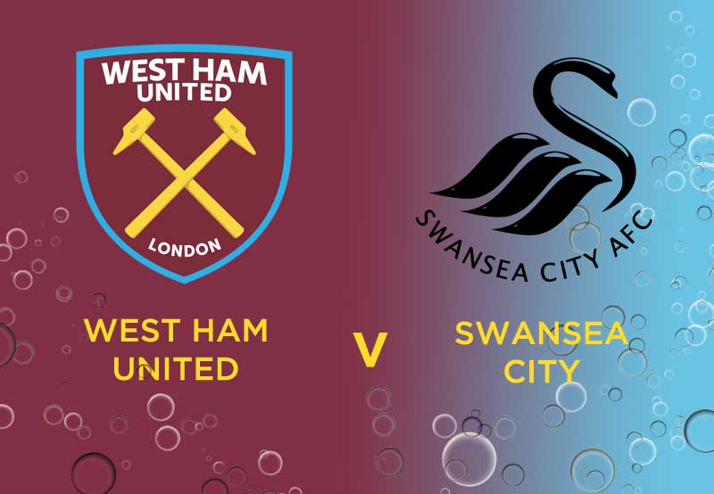 Matchday: Hopeful Hammers Take On Stuttering Swansea