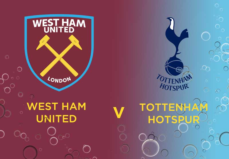 Matchday: West Ham Aim For Three In A Row AgainstSpurs