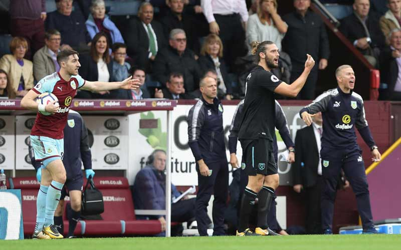 Five Takeaways: More Red Card Madness for West Ham at Burnley