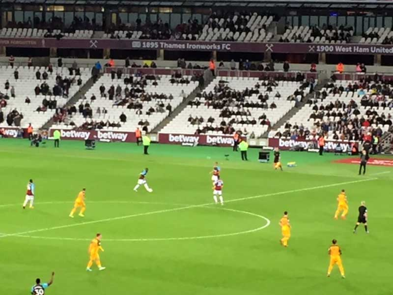 A Look Back at West Ham 0 Brighton 3