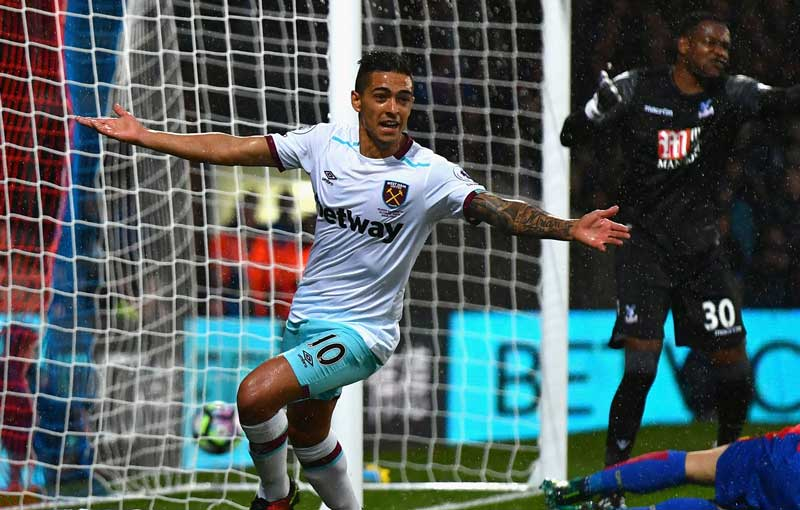 West Ham v PalacePreview