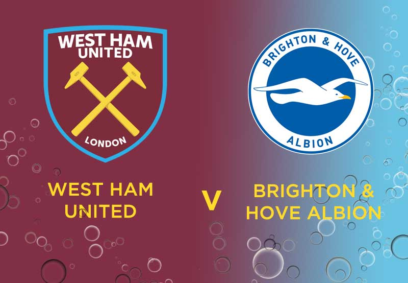 Matchday: Friday On Our Mind as West Ham take on Brighton