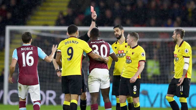 Antonio Red v Watford