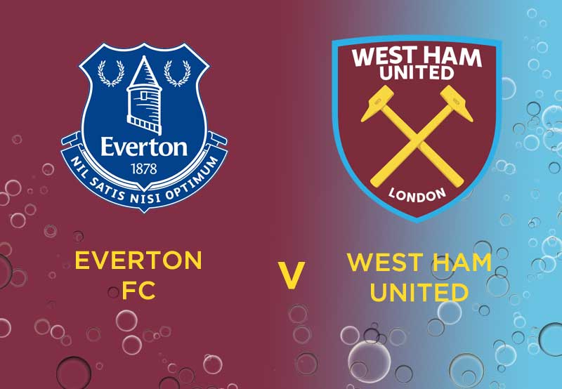 Matchday: West Ham To Break Away Duck At Everton?