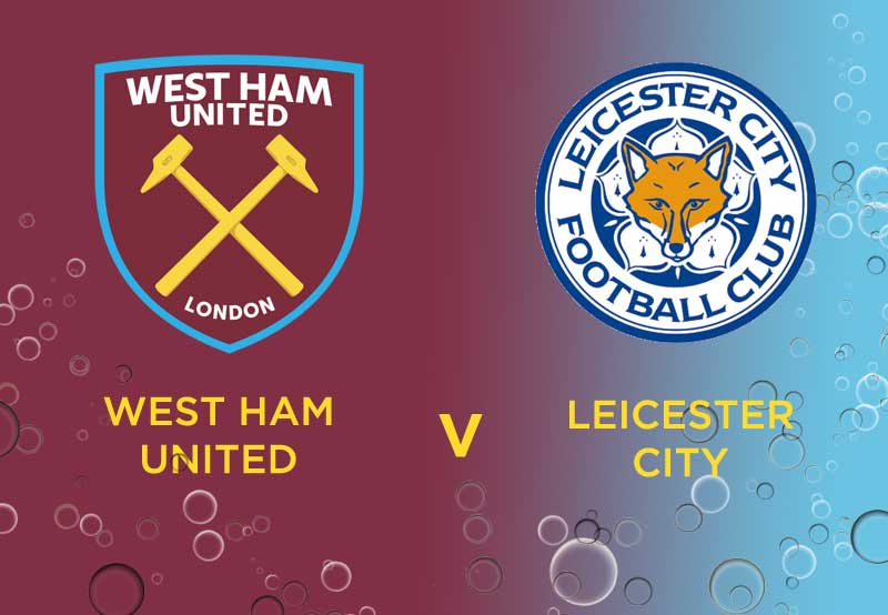 The Latest Must Win Game As West Ham Take On Leicester