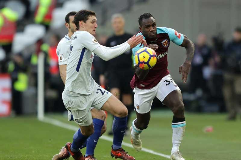 Antonio versus Chelsea
