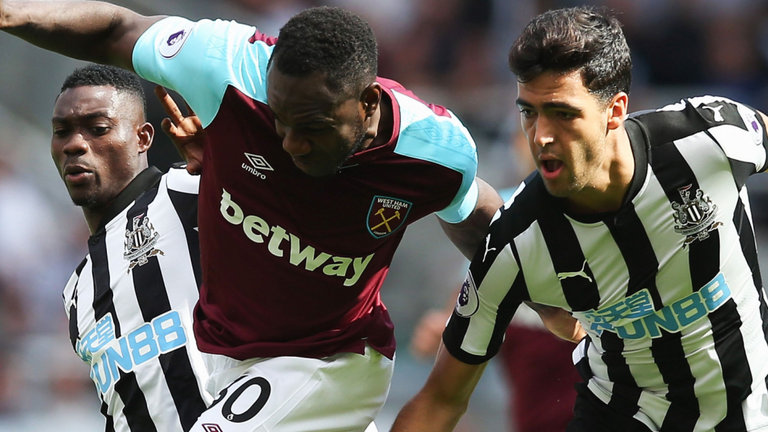 West Ham versus NewcastlePreview