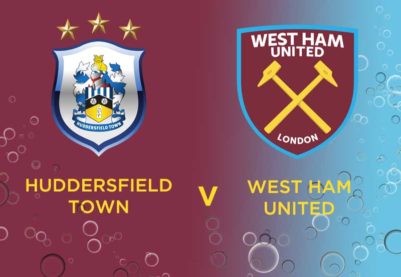 Relegation Scrapping As West Ham Take On Huddersfield