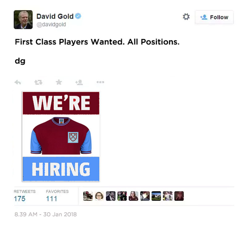 First Class Players Wanted. All Positions.
