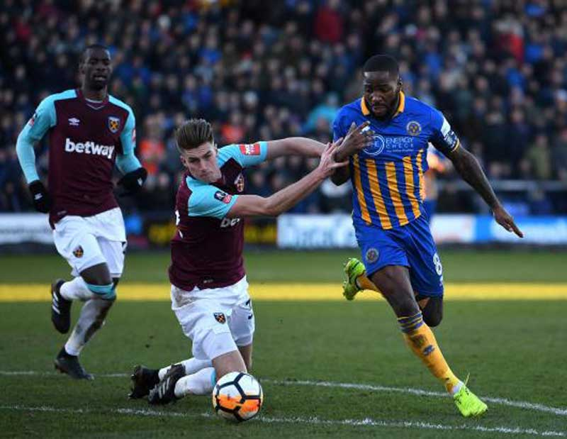 West Ham To Tame Shrews At Second Time Of Asking?