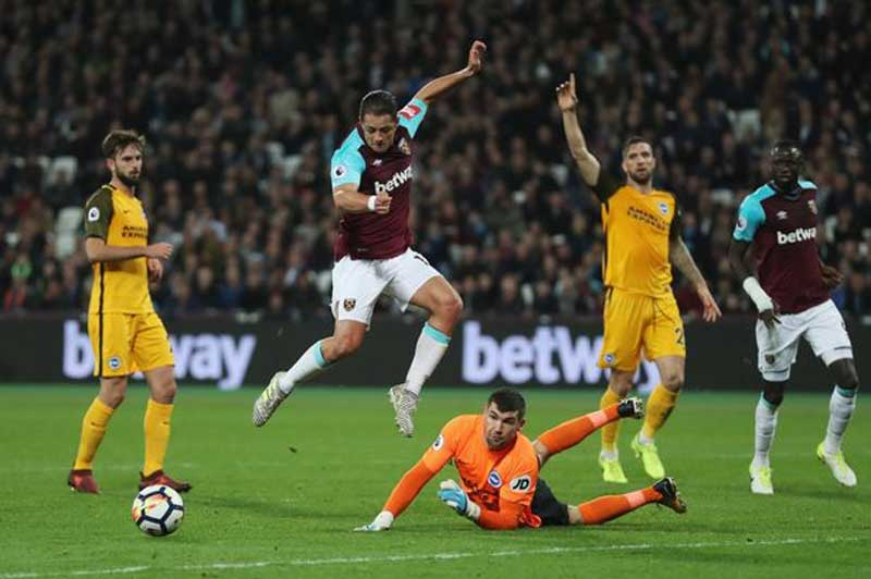 West Ham Take The Relegation Fight To The Beaches Of Brighton