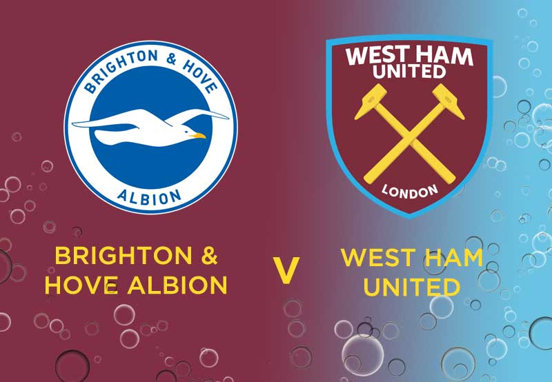West Ham To Continue Their Unbeaten Start To The Year At Brighton?