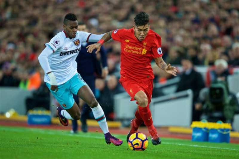 Liverpool v West Ham Preview
