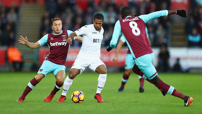 West Ham Travel To Swansea In The Battle For Survival