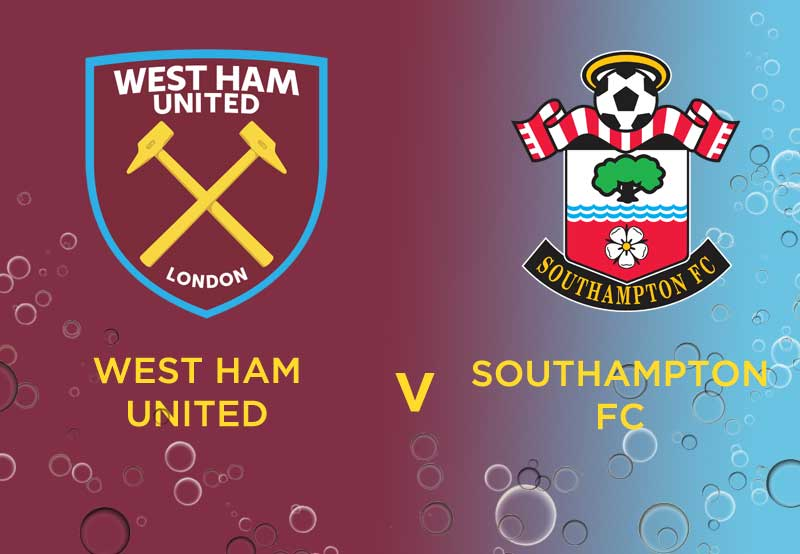 It's Time To Do Or Die.  West Ham and Southampton in Deathly Embrace
