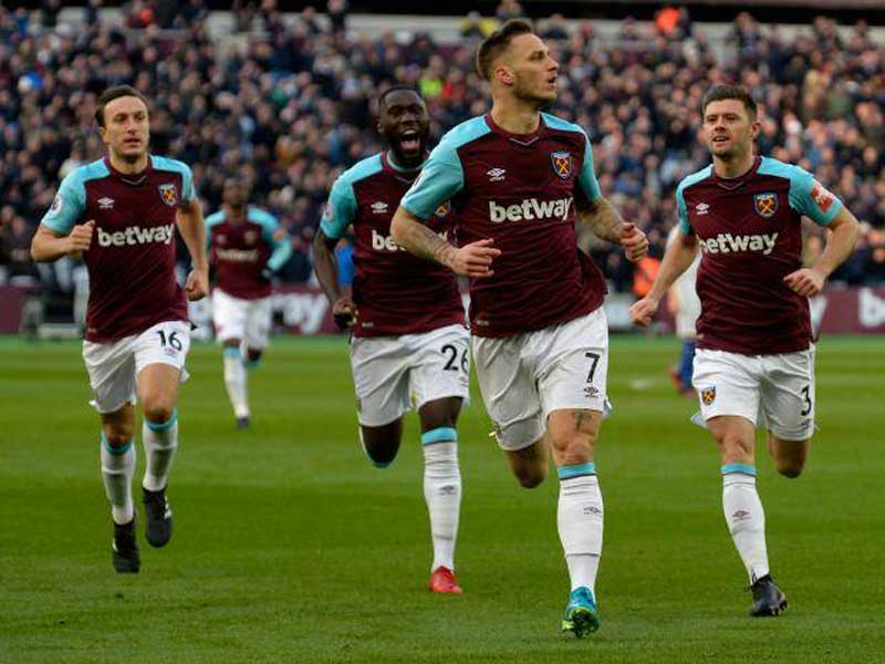 Chelsea v West Ham – Saturday's results could hardly have been better for the Hammers