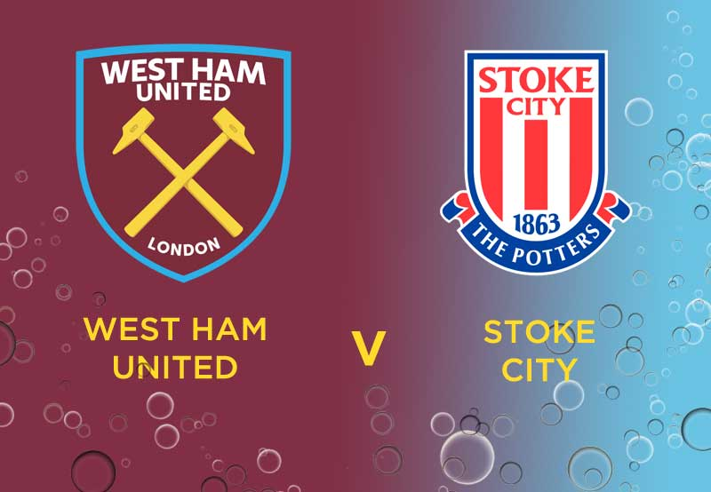 West Ham Play Stoke In The Monday Night Cinderella Match