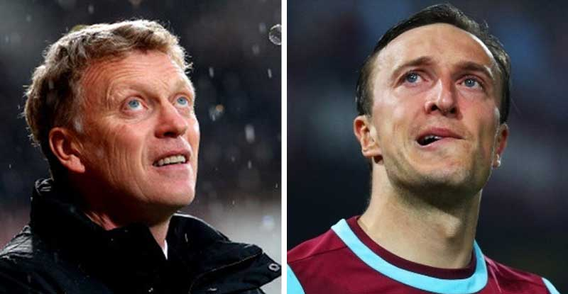 West Ham face the Foxes, the Red Devils and the Toffeemen to round off a disappointing season.