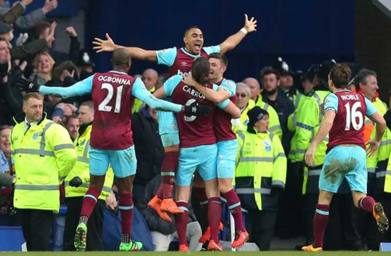 West Ham thank Jon Moss for the moment when safety for another season was guaranteed