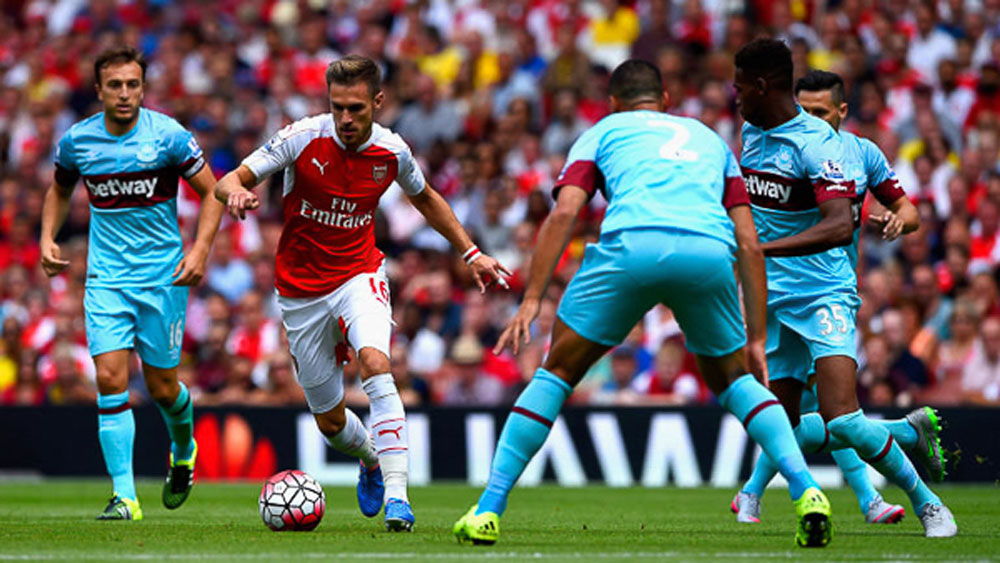 West Ham visit the Emirates Stadium to face Arsenal