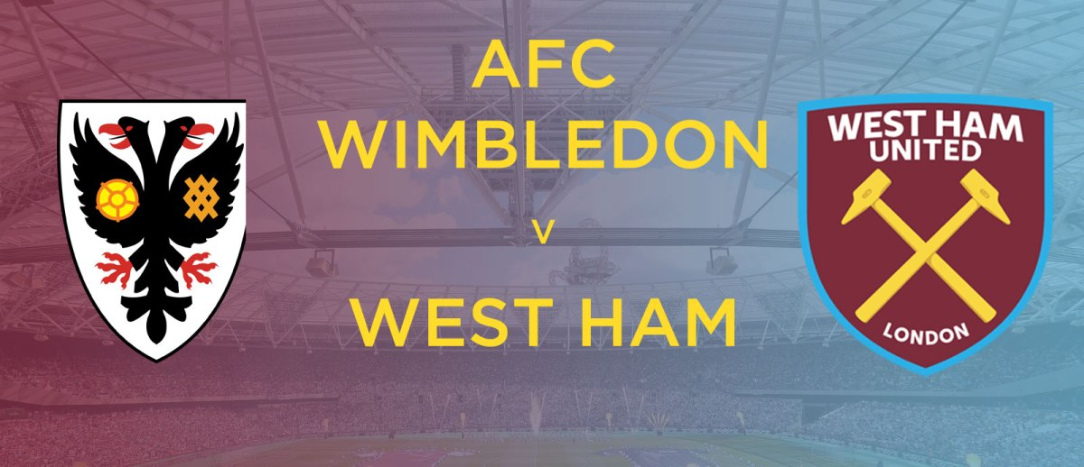 Overground or Underground: West Ham Face A Challenging Cross Town Journey ToWimbledon