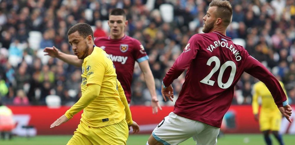 I Guess That's Why They Call It The Blues: Five Takeaways From West Ham's Well Earned Point Against Chelsea