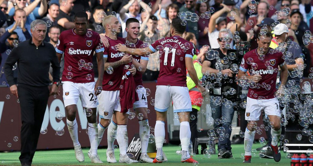 Astonishing, Brilliant, Magnificent, Spectacular, Superb: Five Takeaways From West Ham's Red Devil Romp