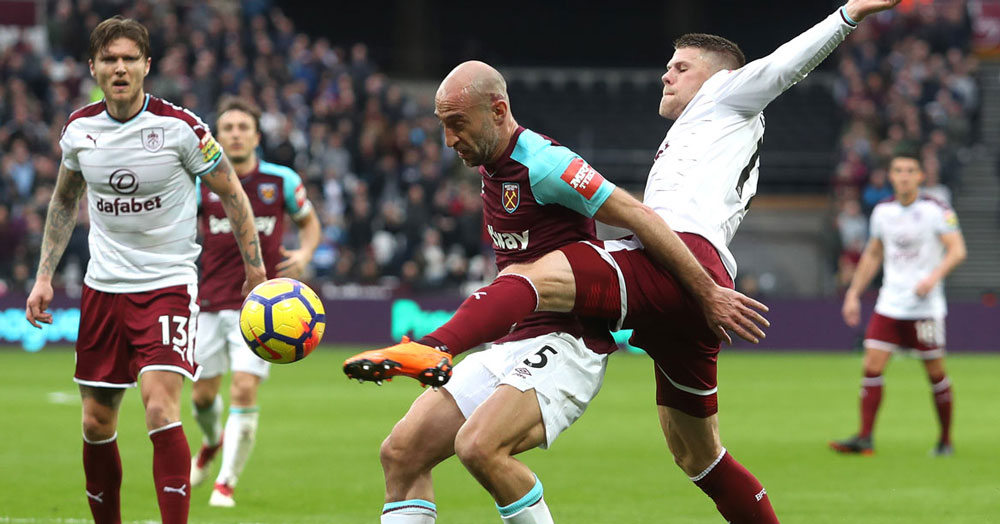 West Ham entertain Burnley. Can we come out on top in the Claretsderby?