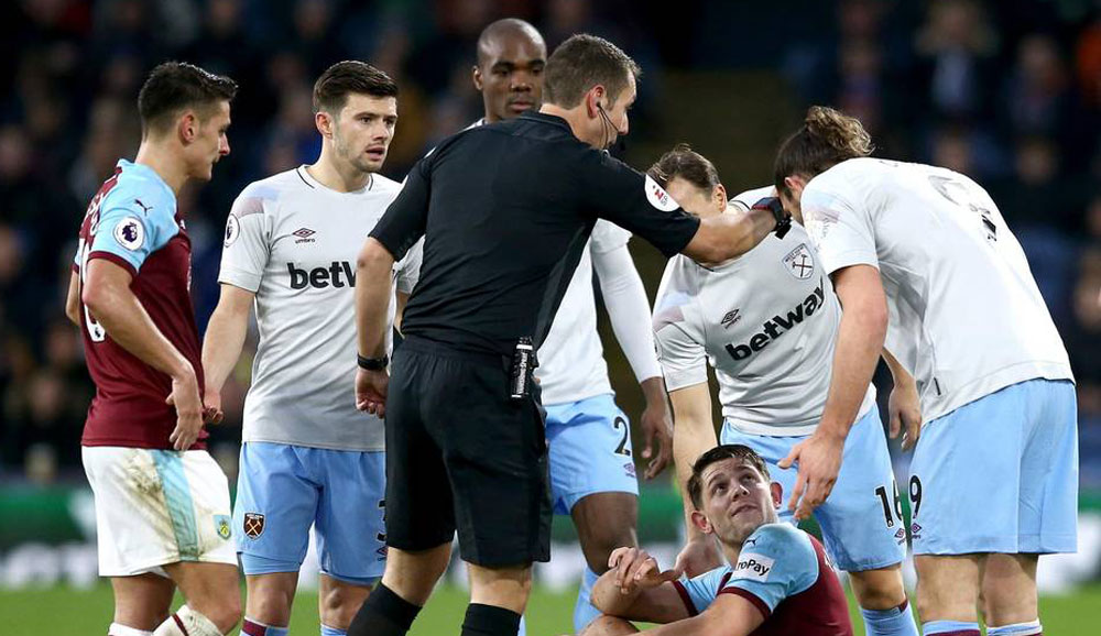 Five Takeaways From West Ham's Humbling At Turf Moor