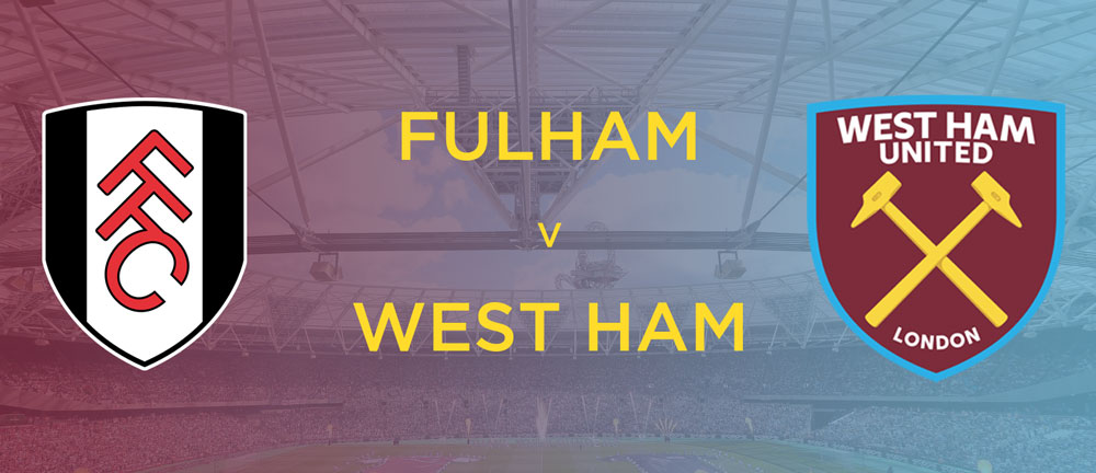 There's Only One 'F' in Felipe.  Hammers Go West For The Quadruple.