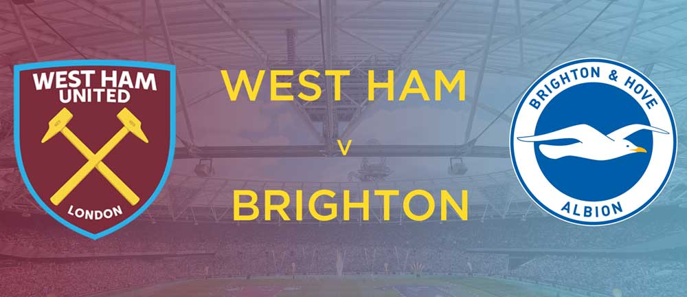 West Ham Ready To Bounce Back And Bury The BrightonBogey