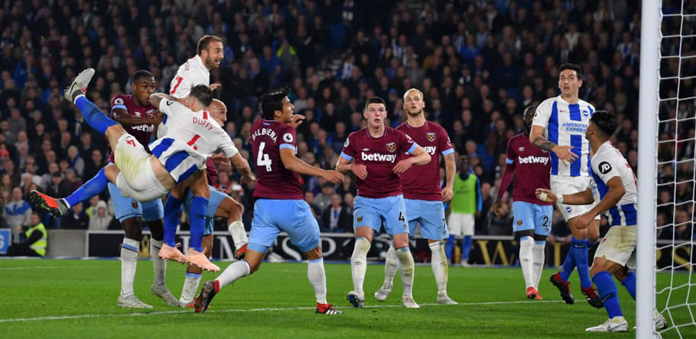 Can West Ham add the Seagulls to the Magpies, Bluebirds andEagles?