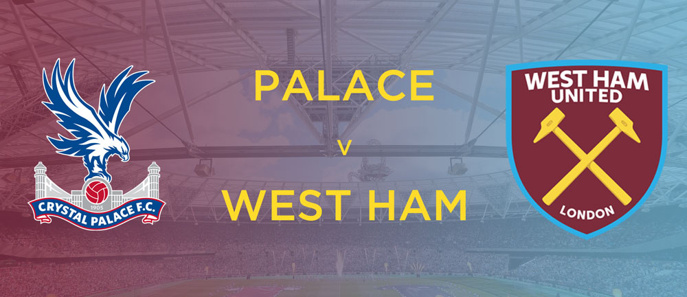 A Little Less Conversation, A Little More Action, Please: West Ham At The Palace!