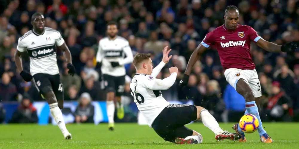 "West Ham entertain Fulham in yet another match with a ""non-standard kick-off time"""