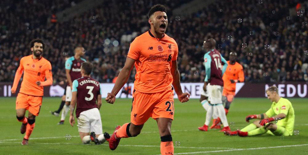 Liverpool visit West Ham – will we see the next Premier League winners tonight?
