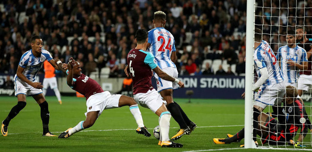 West Ham entertain Championship-bound Huddersfield