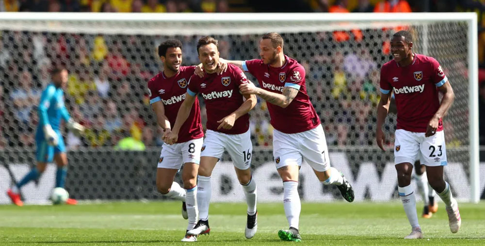 West Ham visit bottom of the table Watford. Can we win our first game of the season or will we be stung by the Hornets?